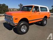 Chevrolet K-5 Blazer 1968/1973